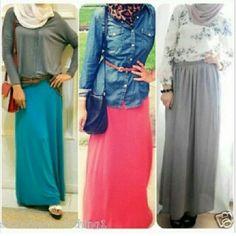 Hot Pink Skirt, Maxi Dresses, Blouses, Skirts, Inspiration, Beautiful, Women, Fashion, Moda