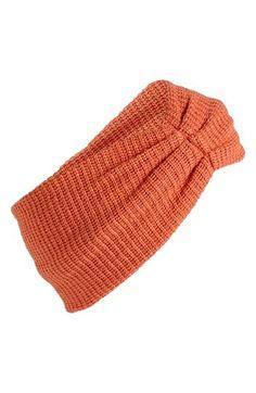 BP. Ruched Knit Headband (Juniors)   Nordstrom
