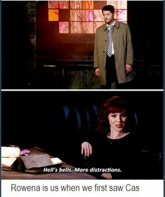 Rowena is us