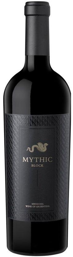 """""""Mythic Block"""" Malbec 2012 - Mythic Estate, Luján de Cuyo, Mendoza---------------------------------Terroir: Luján de Cuyo---------------Crianza: 12 meses en barricas nuevas de roble francés"""