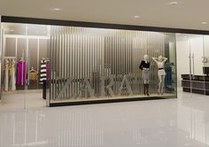Zara Retail Design on Behance