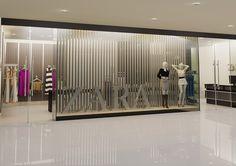 Zara Retail Design on Behance