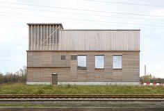 Galería - Estación de bomberos Berendrecht / Bovenbouw - 7