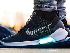 Nike Hyperadapt 1.0 Power Lacing (#SDJ 31/01/2017)