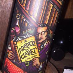 Bonny Doon Vineyard A Proper Claret Santa Cruz County Cabernet Sauvignon Blend Wine Reviews, Cabernet Sauvignon, Root Beer, Vineyard, Canning, Fruit, Drinks, Dark, Nature