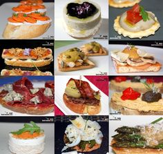 12 recipes de pinchos (spanish food Best Spanish Food, Spanish Tapas, Spanish Cocktails, Healthy Finger Foods, Finger Food Appetizers, Portuguese Recipes, Bread And Pastries, Latin Food, International Recipes