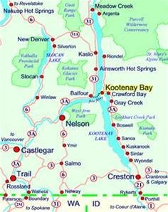 kootenay map loop - Saferbrowser Yahoo Image Search Results