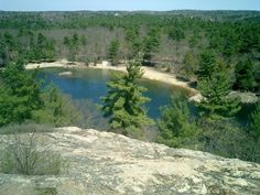 Breakheart Reservation trails in Saugus, MA allows you to climb to the top of 5 different rocky hills and will pass along the shores of two beautiful lakes. Hiking Spots, Hiking Trails, Great Places, Places To Go, Rocky Hill, Boston Things To Do, In Boston, Outdoor Fun, New Hampshire