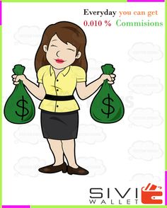 Wallet interest commission service has been launched in siviwallet www.siviwallet.com  #SIVI_WALLET #EVERY_DAY_COMMISSION