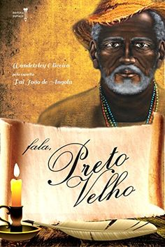 Fala, Preto Velho por [Oliveira, Wanderley] Book Club Books, New Books, Black Books, Cursed Child Book, Paper Art, Spirituality, Kindle, Portuguese, Coral