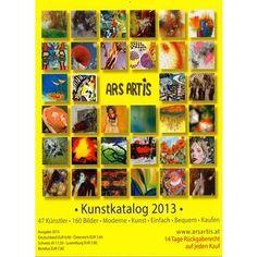 ARS ARTIS KUNSTKATALOG 1/2013 - schöne Kunst. Jetzt hier versandkostenfrei bestellen- klick aufs Cover zum Webshop.