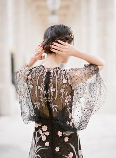 Biyan in Paris- A Peranakan Inspired Pre-Wedding Photoshoot via Cicilux
