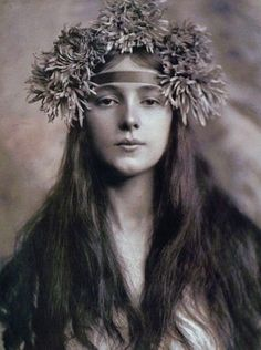 1901 - Chrysanthemum Headbands