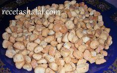Krichlat - Recetas Halal Tostadas, Recetas Halal, Veg Recipes, Recipies, Almond, Thanksgiving, Sweets, Vegetables, Deserts