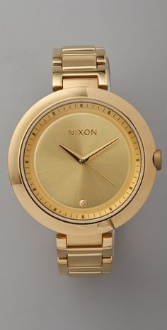Love Nixon watches!