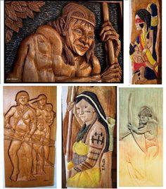 Arte & Prosa de Rubens Prata: Nossos Índios