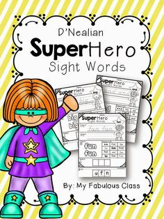 My Fabulous Class: Sight Words in the Classroom {FREEBIE and GIVEAWAY}