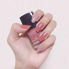 New Trendy Nail Art Designs For Long Nails For Girls - trend nail ideas! Korean Nail Art, Korean Nails, Gel Nail Art, Nail Manicure, Nail Polish, Nail Swag, Acrylic Nail Designs, Nail Art Designs, Cute Nails