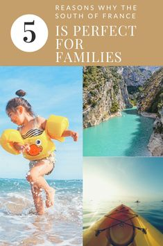 Pack your bags! Sun and sea await! Pack Your Bags, French Riviera, South Of France, Family Life, Be Perfect, Family Travel, Villa, Parenting, Sun