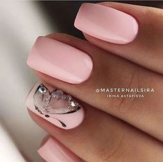 45 types of makeup nails art nailart 27 Nageldesign Hochzeit 45 types of makeup nails art nailart 27 Nageldesign Hochzeit Diy Nails, Cute Nails, Pretty Nails, Nail Nail, Glitter Nails, Elegant Nails, Stylish Nails, Bright Summer Nails, Nagel Hacks