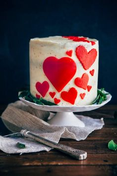 This one, which is wearing its hearts on its icing.