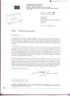 FROSINONE MAGAZINE: Quotidiano indipendente di Frosinone e provincia – WEB/TV on demand » Monte San Giovanni Campano è un Comune anomalo e le Istituzioni non hanno ancora capito che bisogna rispettare le Leggi che recepiscono le direttive della Comunità Europea.
