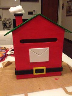 Mailbox xmas