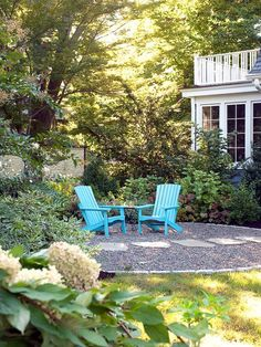 Patios that Pop With Color : Outdoor Projects : HGTV Remodels