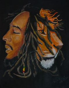Bob Marley by smoker6969 on DeviantArt