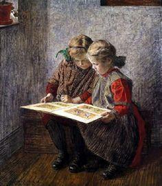 Walter Firle (1859 – 1929, German)