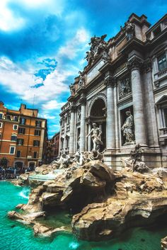 Rome, Italy | History awaits you around every corner of Rome, a city of passion, romance, and ancient wonders. Built in 1762, the Trevi Fountain sits in front of the Palazzo Poli and ranks as the largest Baroque fountain in the city. Cruise with Royal Caribbean to Rome and visit the Trevi Fountain, the iconic Colosseum, and the beautiful Sistine Chapel.