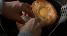 I love this scene from the movie 'Moonstruck'.