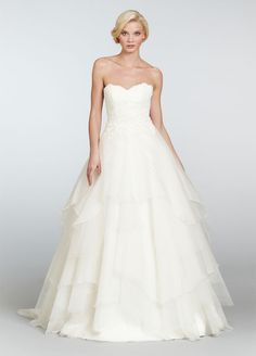 Bridal Gowns, Wedding Dresses by Hayley Paige - Style HP6309