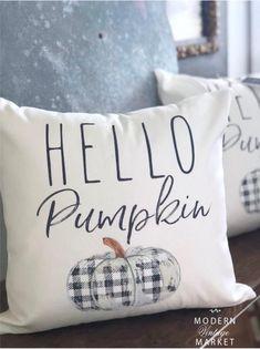 Autumn Pillow Covers Pumpkin Pillow Fall Pillow Co Pumpkin Pillows, Fall Pillows, Diy Pillows, Decorative Pillows, Pillow Ideas, Throw Pillows, Homemade Pillows, Bolster Pillow, Fall Home Decor