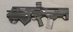 bullpup rifle - Google Search