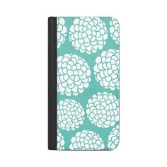 iPhone 7 Plus/7/6 Plus/6/5/5s/5c Case - Minimal Hydrangeas Blossoms ($55) ❤ liked on Polyvore featuring accessories, tech accessories and wallet case