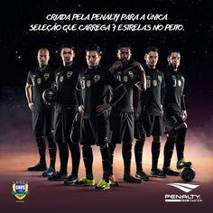 seleção brasileira futsal preta