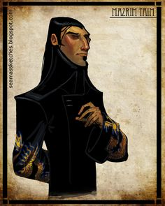 Mazrim Taim - Bad Guy, but you don't really know it until later...