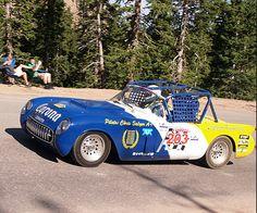 '53 Corvette at Pikes Peak