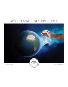 FREE Printable Creation Science Curriculum