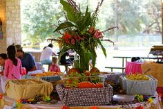 Labor Day Luau at Houston Oaks www.houstonoaks.com