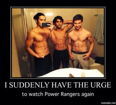 After watching a few episodes of Power Rangers: Dino Charge, just thought I'd make this. You're welcome, ladies.