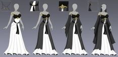 Adoptable: Clothing: 355 (CLOSED) Auction by Biological-Solutions