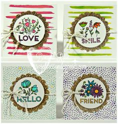 Rose Blossom Legacies: Create Kindness with a Brand New Kit from Close To My Heart!