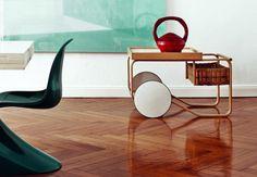 Alvar Aalto's Tea Trolley: Good Design Becomes Essential | Artek USA
