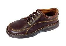 BORN Shoes LEATHER Brown COMFORT Lace up CASUAL Shoes OXFORDS Mens 11 M