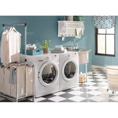 Drying Rack Washing Machine, Laundry, Home Appliances, Laundry Room, House Appliances, Laundry Service, Domestic Appliances, Washer