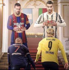 Cristiano Ronaldo And Messi, Messi Vs Ronaldo, Cristiano Ronaldo Wallpapers, Ronaldo Football, Neymar, Football Players Images, Best Football Players, Soccer Players, Football Player Drawing