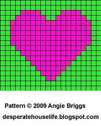 Heart Chart (20 x 18)