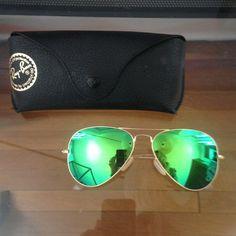 Ray-Ban Accessories - HOST PICKRay-Ban Aviator Sunglasses! @Poshmark